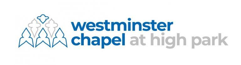 church logo: westminster chapel at high park logo.jpg